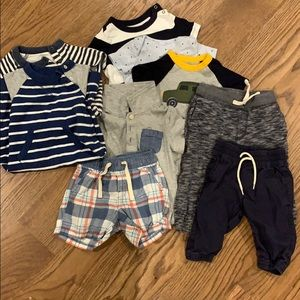 Baby Gap Lot 3m-24m EUC